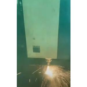 雷射切割耐磨焊接合成板