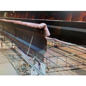 連續壁工程鋼板加工折彎-龍泰鋼鐵工業股份有限公司