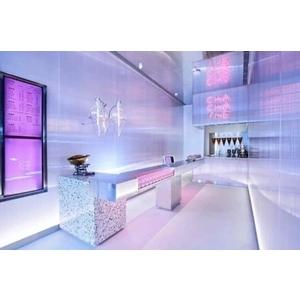 PC中空板 室內設計 隔間 光牆-佐東企業有限公司