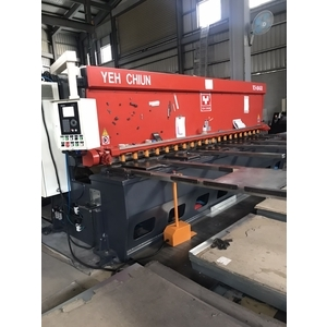 CNC剪床-良琦興業有限公司