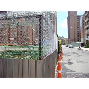 上網下板圍籬