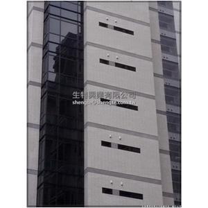 F方形防颱旗艦型不銹鋼外氣口-生特興業有限公司
