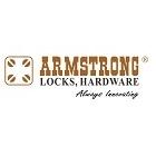 免挖孔玻璃櫃鎖-外蓋門產品說明,型號:407-3-5,品牌:ARMSTRONG, - 百富有限公司