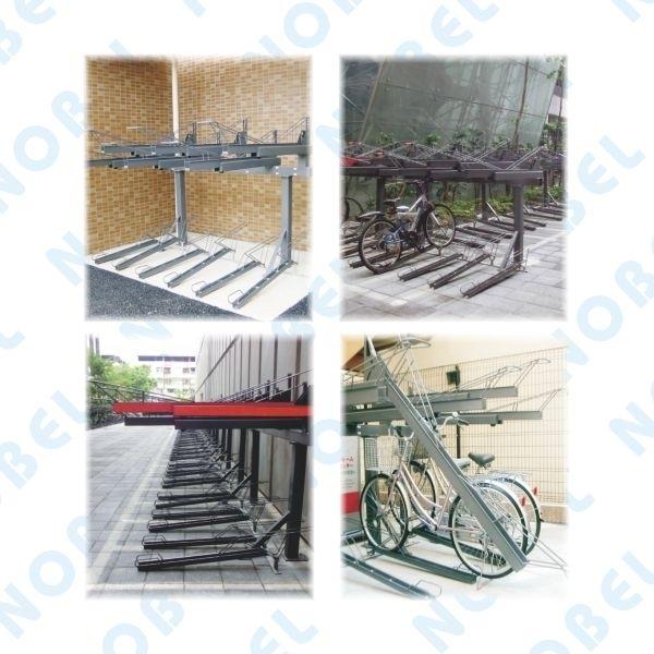 雙層腳踏車位架NBSM-2WG