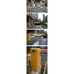 摩天東帝市大廈(新北市中和區) NB-350柵欄機