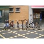 中央研究院(台北市南港區) NB-2354腳踏車位架