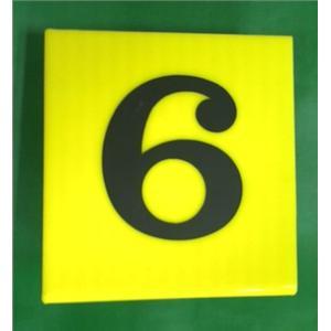 數字告示牌(可加壓克力板)