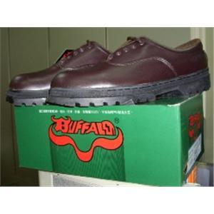 短筒安全鞋(咖啡色)