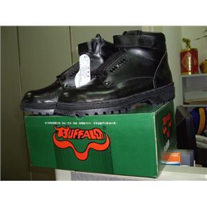 長筒安全鞋(黑色)