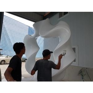 藝術造型亮面烤漆-太鼎烤漆工程有限公司