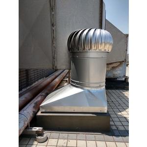 四角轉圓通風器-寶風機械企業股份有限公司