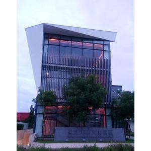外牆包板帷幕-霖園金屬工程有限公司
