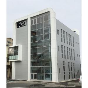 五惠食品廠房-外牆包板帷幕工程-霖園金屬工程有限公司
