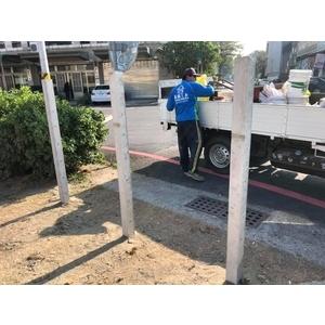 擋車柱-振新土木包工業