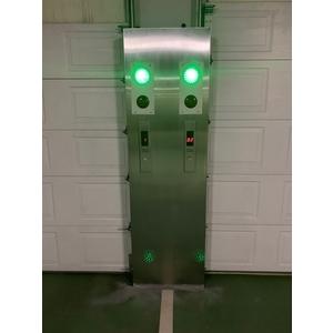鐵捲門封箱換新-啟陽鐵工廠