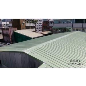 鐵屋加蓋-啟陽鐵工廠