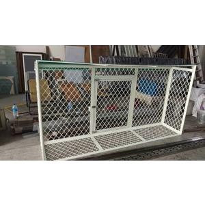鋁花格防盜窗-凸窗-和隆企業社