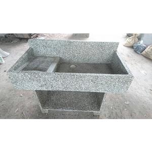 抿石子洗衣台(灰色)