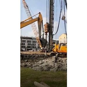 PC樁施工流程-隱固實業有限公司