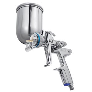 SATAjet 1000 S RP 高效/省漆/中壓/側杯式/面漆噴槍