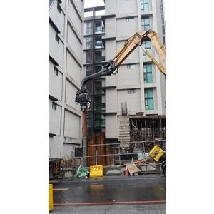 鋼板樁作業工程-基讚工程有限公司