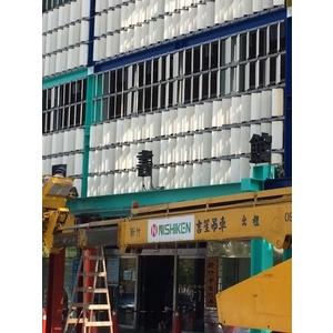 鋼架除鏽油漆工程-均嘉工程有限公司
