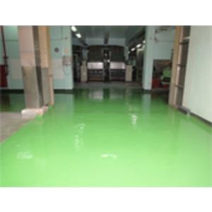 豐原菸廠捲菸區聚脲地板噴塗