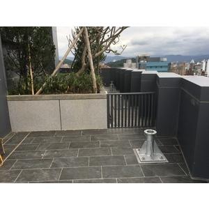鍛造圍牆欄杆工程-堃源鋼鋁有限公司