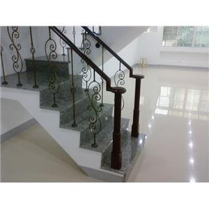 典雅鍛造藝術樓梯 扶手