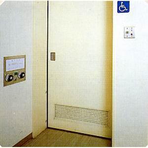 殘障專用門