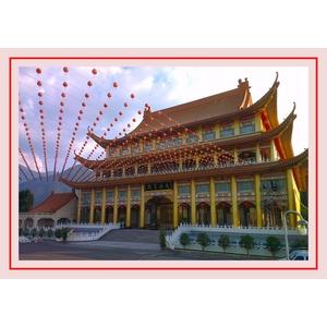 埔里靈巖山寺-剴聚建材有限公司