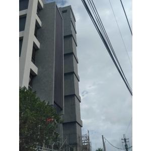 多彩崗石漆 - 八德住宅大樓(2020年12月)-晟冠實業股份有限公司