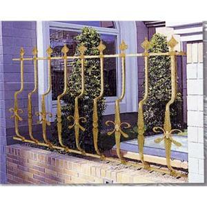 鍛造欄杆-6