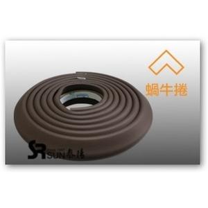 橡膠發泡防護條(蝸牛捲)-泰陽橡膠廠股份有限公司
