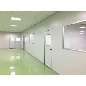 廠辦金屬庫板隔間03-優力特裝潢工程有限公司