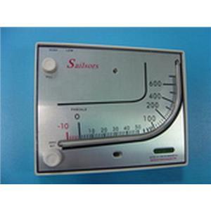 A1方型塑膠紅油壓差計