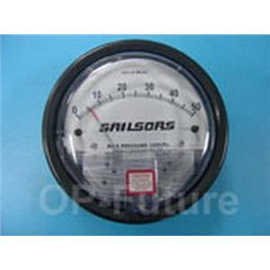 指針式圓形氣體微差壓表