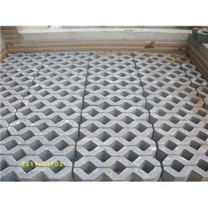植草磚完工圖-再興水泥製品有限公司