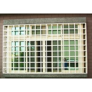 不銹鋼烤漆窗