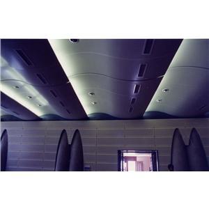弧型鋁板天花