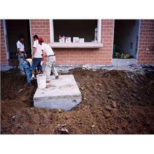 化糞池施工圖1-景觀嵩水泥製品行