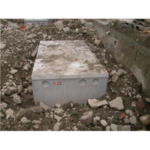 化糞池施工圖2-景觀嵩水泥製品行