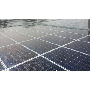 太陽能架烤漆