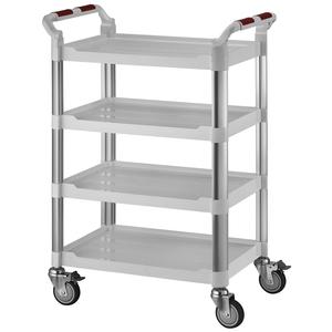 四層工作推車-標準型(白)