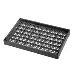 移動式置物架-質感灰(網板)