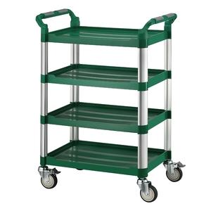 四層工作推車-標準型(綠)