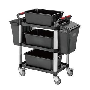 三層餐車全配式-標準型