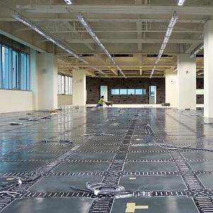 CamassCrete網路高架地板-菁華工業-力特福樂股份有限公司