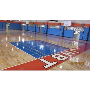 球場地坪整修工程-東龍地板有限公司