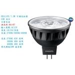 飛利浦7.2W 可調光杯燈